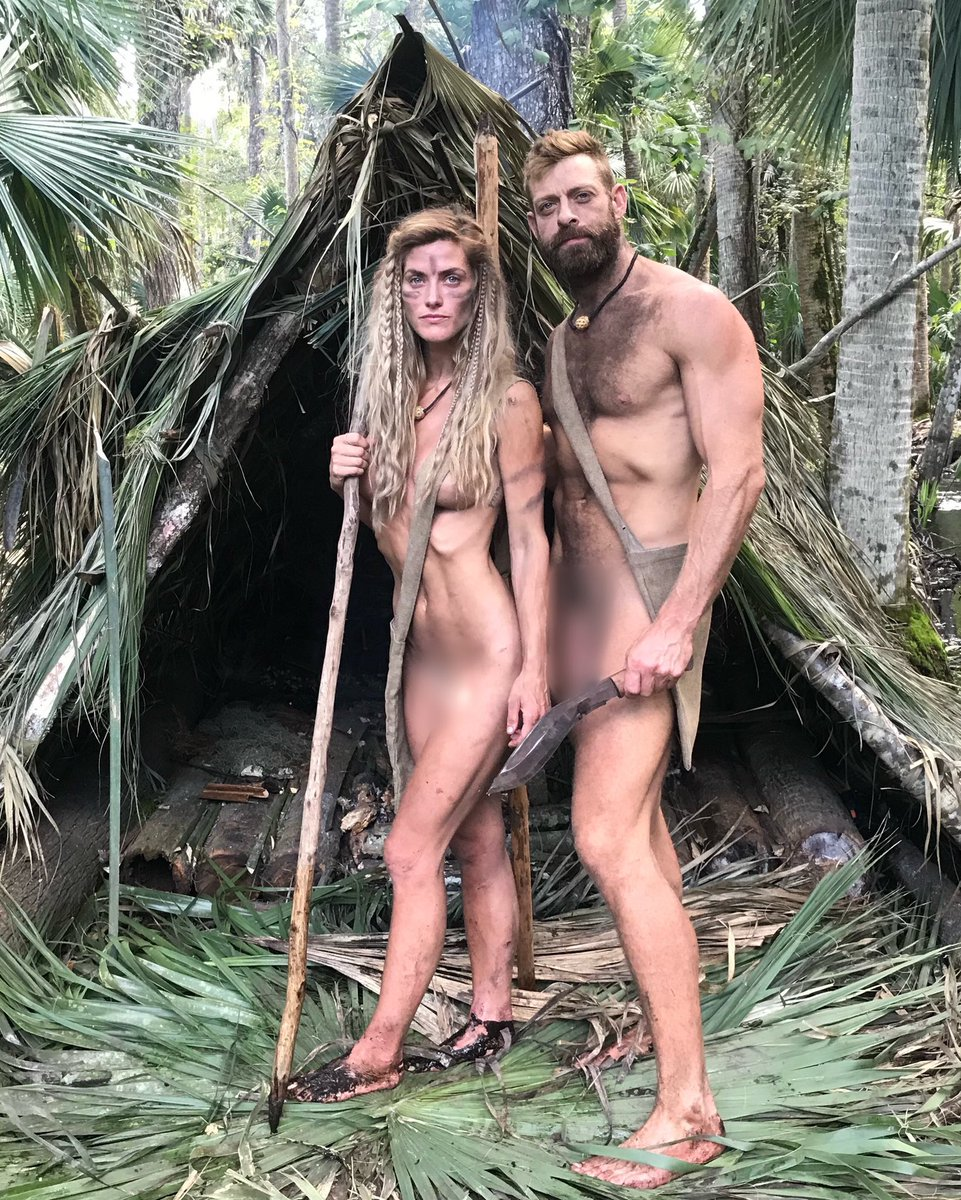 Hot girl on naked and afraid, penny and brain sex