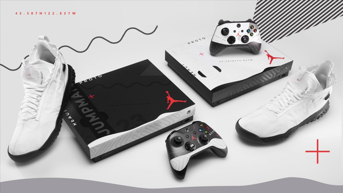 Xbox's photo on #JordanXboxSweepstakes