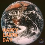 Image for the Tweet beginning: Happy Earth Day!