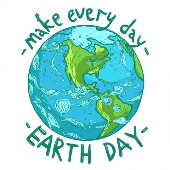 Today and every day! #EarthDay  #savetheplanet  walk more  reduce, reuse, recycle  lower your carbon footprint   compost  plant a tree  save the bees  conserve energy usage  switch to LED bulbs  lower water use  clean up after pets   keep our oceans clean <br>http://pic.twitter.com/ZfnpodaW7W