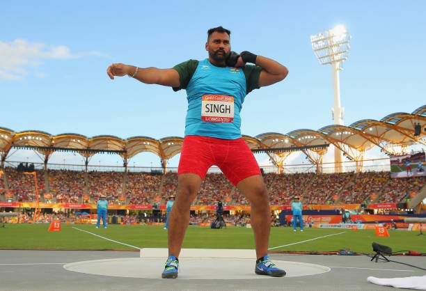 #MEDALRUSH   Medal No. 4 to Team India's tally today 🇮🇳🇮🇳 Congratulations to Tajinder Pal Singh Toor for winning 🥇 in men's Shot Put final in #AAC19 #Athletics #Proudmoment #TeamIndia