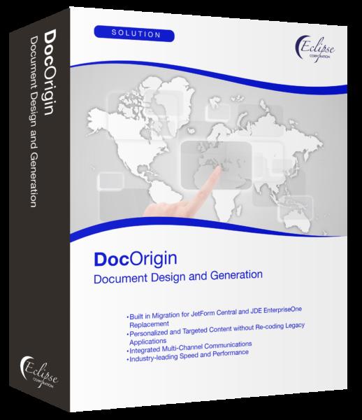 DocOrigin software box