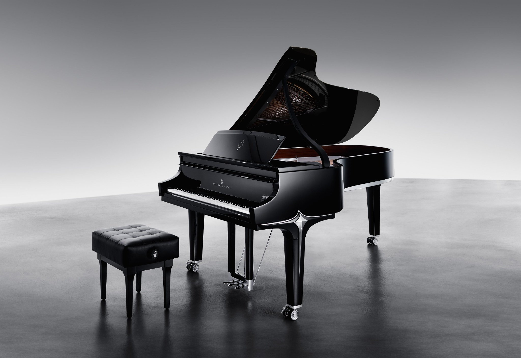 @DakotaJacksonNY Follow I am proud to announce the launch of The Lang Lang Black Diamond designed by @DakotaJacksonNY in collaboration with @SteinwayAndSons and @lang_lang . Officially unveiled April 2019, @philharmonie