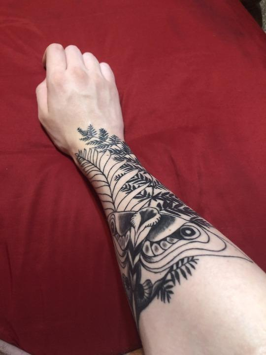 Naughty Dog On Twitter The Love For Ellie S Tattoo Is Incredible Thanks To Edward For Sharing Your The Last Of Us Part Ii Inspired Ink Submit Your Own Fan Art Cosplay Tattoos And