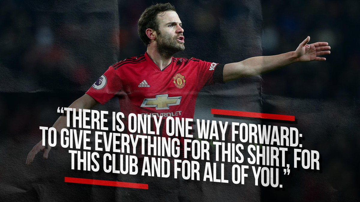 Starting with Wednesday&#39;s Manchester derby...  @JuanMata8 #MUFC #MondayMotivation <br>http://pic.twitter.com/ShNEQZO9nb
