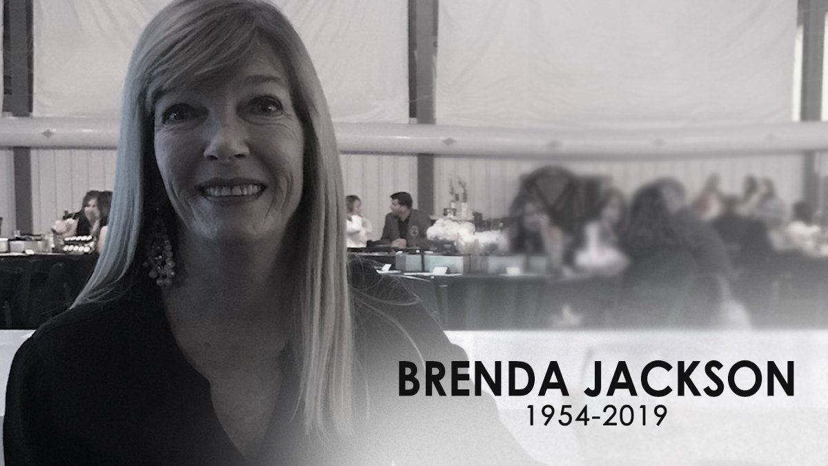 JR Motorsports's photo on Brenda Jackson