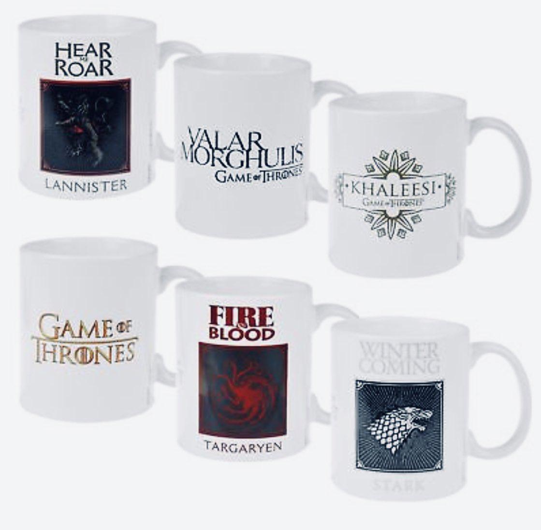 £4.99 each + Delivery.   #gameofthrones #got #jonsnow #aryastark #sansastark #emiliaclarke #winteriscoming #forthethrone #kitharington #stark #targaryen #tyrionlannister #sophieturner #maisiewilliams #khaleesi #cerseilannister #winterishere #daenerys #winterfell #westeros https://t.co/AFtbKHQdnx