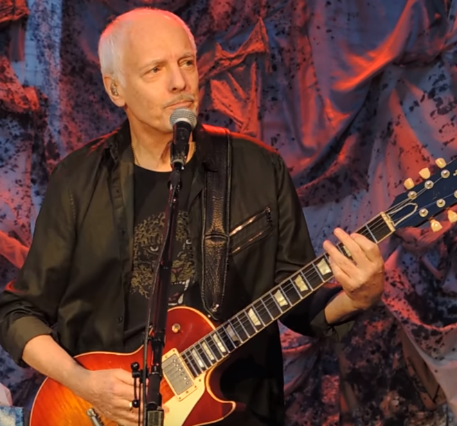 Happy 69th birthday to Peter Frampton! Prior to his solo career he was with bands &quot;Humble Pie&quot; &amp; &quot;The Herd&quot;. His breakthrough solo album, the live release &quot;Frampton Comes Alive!&quot; sold more than 8 million copies in the United States. #80s #80smusic<br>http://pic.twitter.com/fpY3lc5gWy