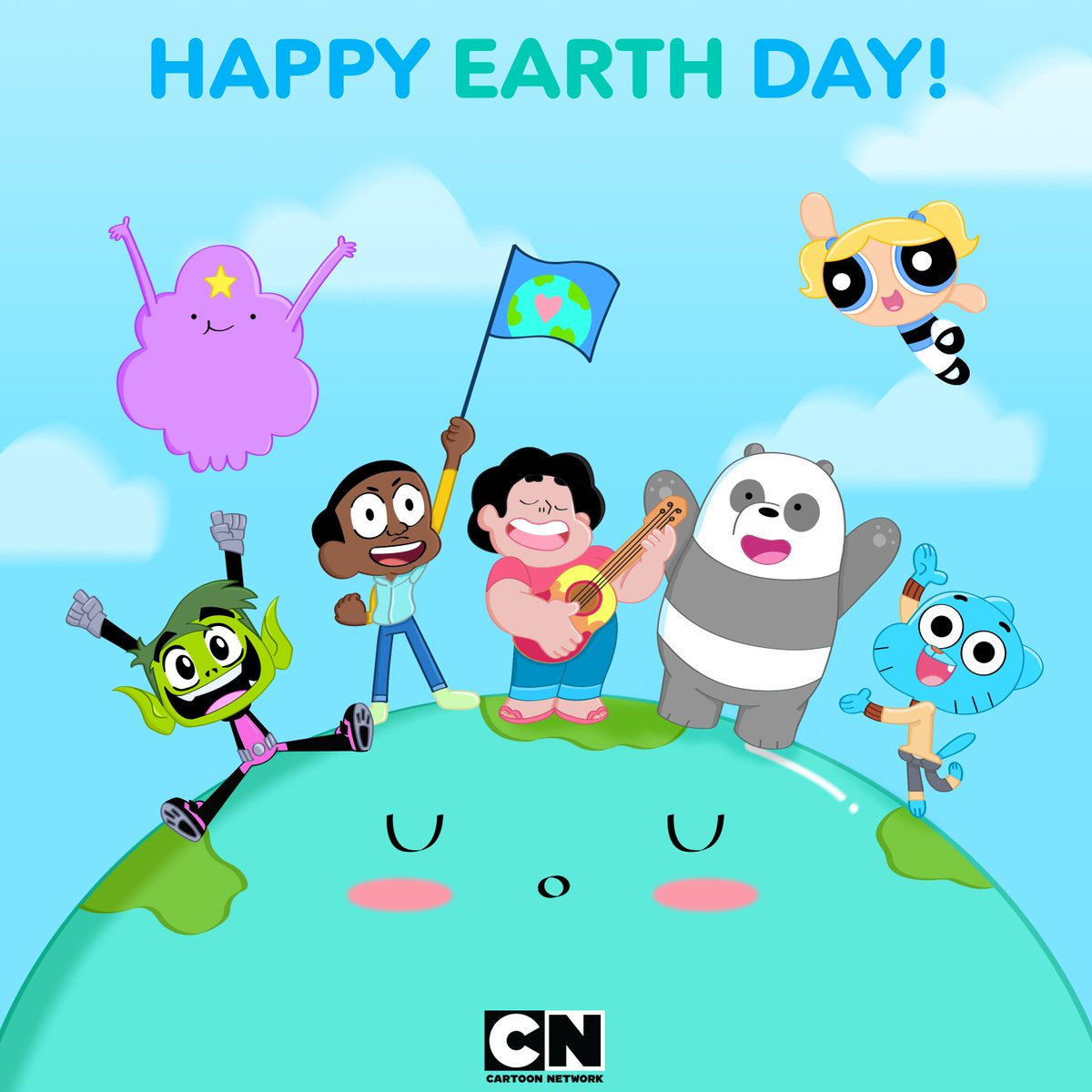 Cartoon Network On Twitter Happy Earthday What Other Tips Do You Have To Help The Planet