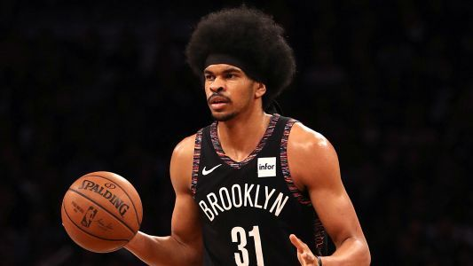 Sports> Nets' Jarrett Allen was fouled in final seconds of Game 4..https://t.co/71x6KCActI #sport https://t.co/NmaBk6Hvki