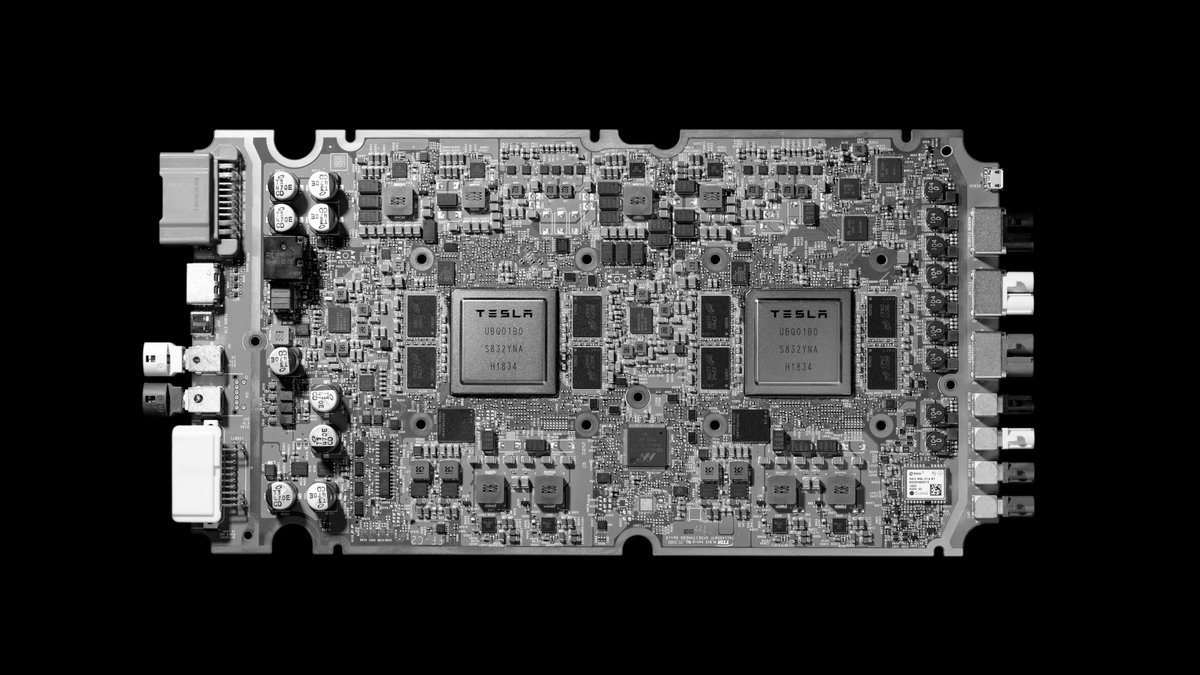 Tesla's New Chip Holds the Key to 'Full Self-Driving'