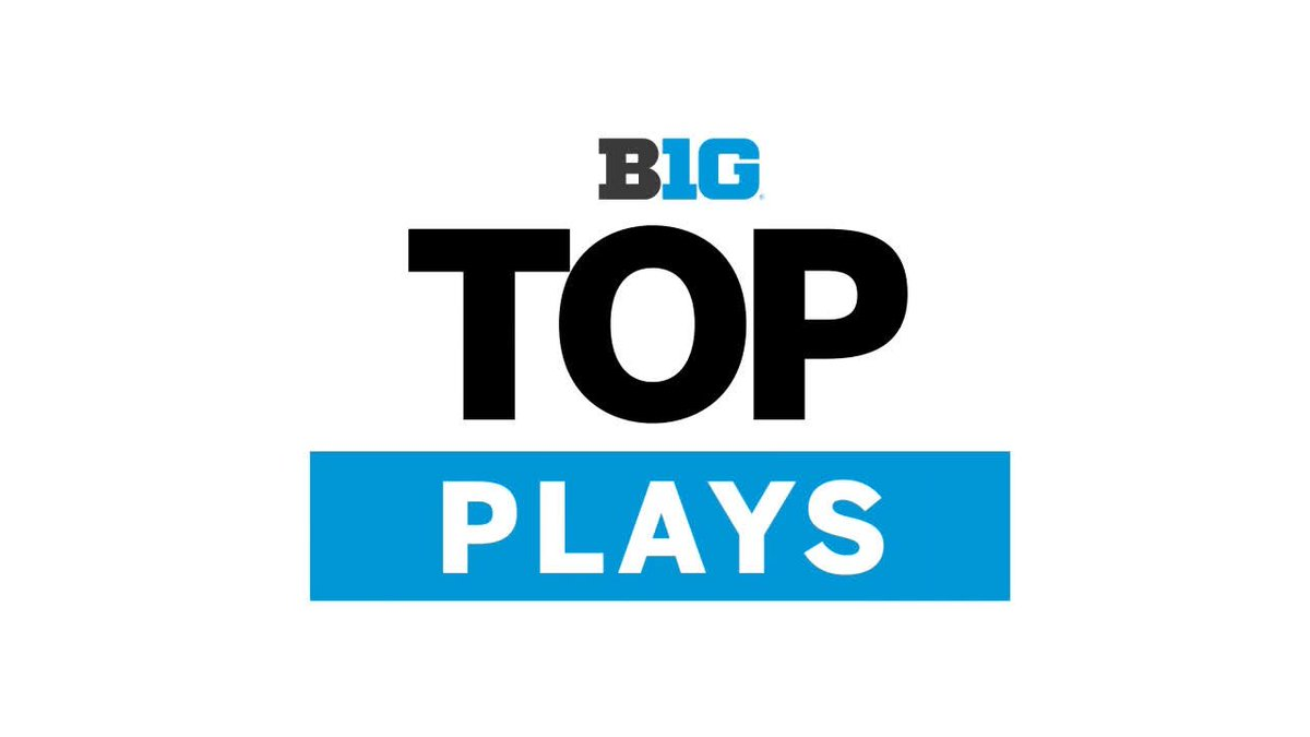 You'll watch No. 5, and wonder how there were four better.  Needless to say, it was a week full of @B1GSoftball highlight plays.