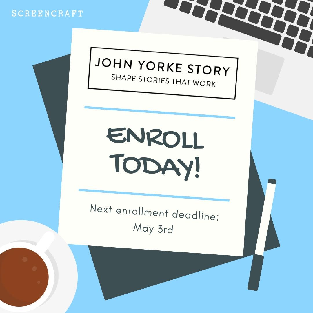 Learn how to shape stories that work, with the master of storytelling, John Yorke.  Enroll in ScreenCraft Academy's new online course here: https://screencraft.org/johnyorke/   @jyintothewoods #screenwriting #storytelling #writing