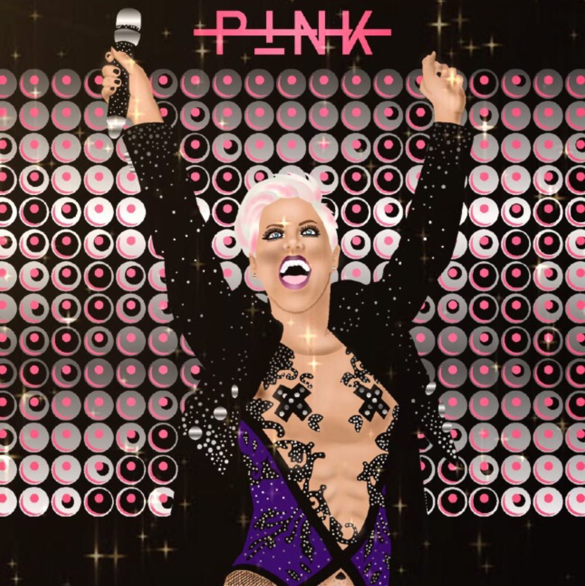 Thanks to all of you who participated in our special #PinkXct challenge.Try coloring @Pink's amazing book 'P!nk - Hurts 2B Human' book and visit  http://bit.ly/PINKxCT to make sure you don't miss out on her album release! @RCARecords Coloring masterpiece done by @ct4_karen