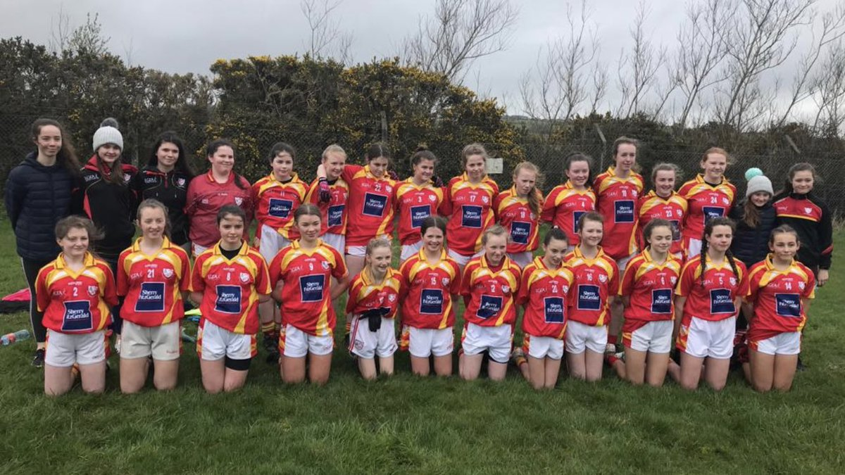 test Twitter Media - Huge congrats to all on the U-14 panel from @EireOgCork03 who were deserveimg winners over @Clon_LGFA_CC in the @CorkLGFA Feile final played today .Many thanks also  to all @carrigoon staff in the clubhouse etc who worked very hard to look after everyone . https://t.co/Vta7tLHR4A