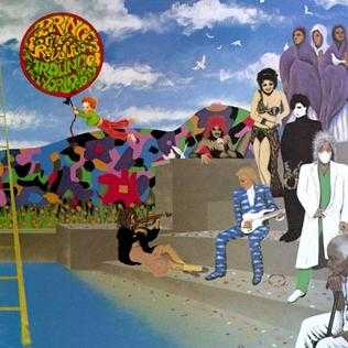 &quot;Around the World in a Day&quot;, the 7th studio album by Prince was released today in 1985. The album had a pair of top 10 singles &quot;Raspberry Beret&quot; and &quot;Pop Life&quot;. #80s #80smusic<br>http://pic.twitter.com/VoCeJjANsT