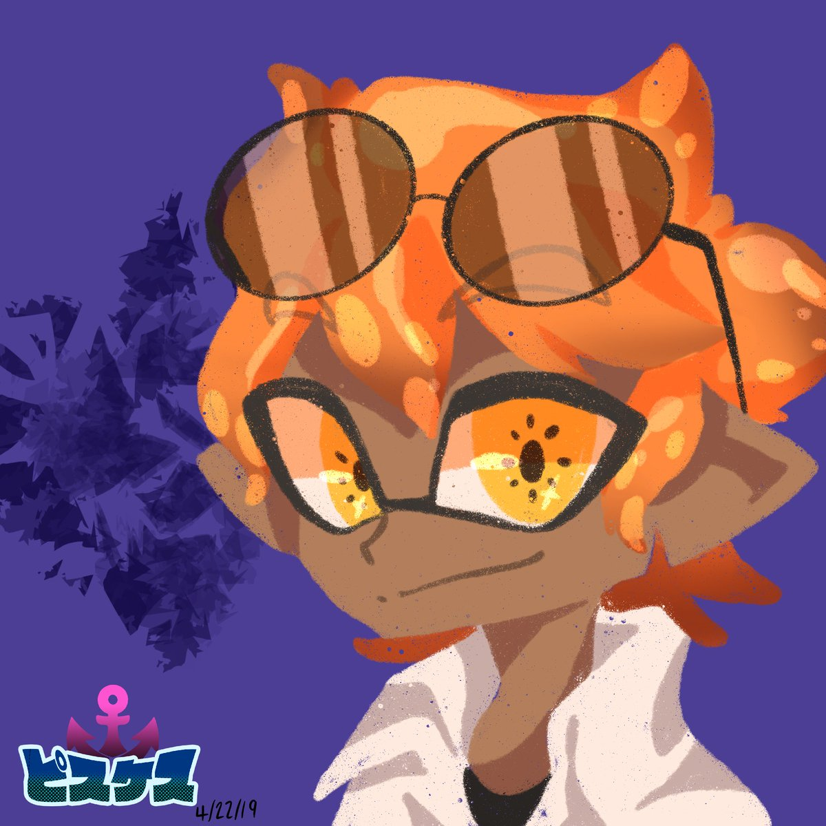 Lineless icon commissions done for @banamiluv~ Thank you for your support!  #PisxesCommissions #Splatoon2 #スプラトゥーン2 #AnimeArt #TwitterArt #iPad #Procreate<br>http://pic.twitter.com/BV2n2MsFfP