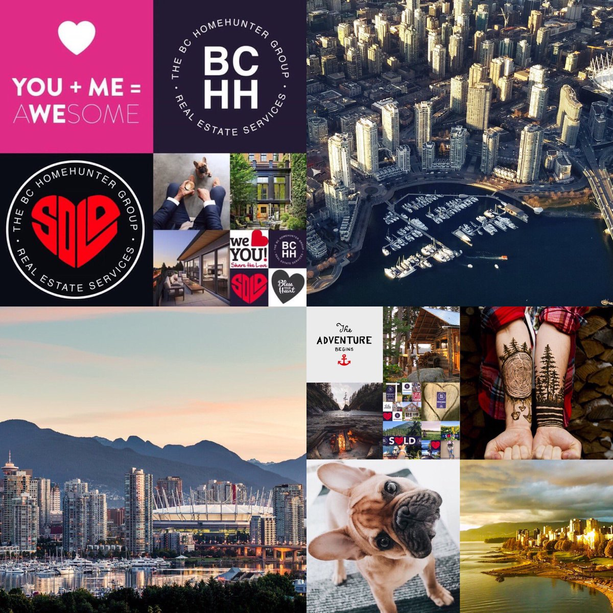 THE #BC HOME HUNTER GROUP Big thank you to our wonderful clients Liza & Ross for your thoughtful #Yaletown condo referral, see you two tomorrow! #VancouverHomeHunter #Vancouver #CoalHarbour #Kitsilano #Kerrisdale #Dunbar #EastVan #Gastown #Oakridge #Marpole #Cambie #BCHomeHunter
