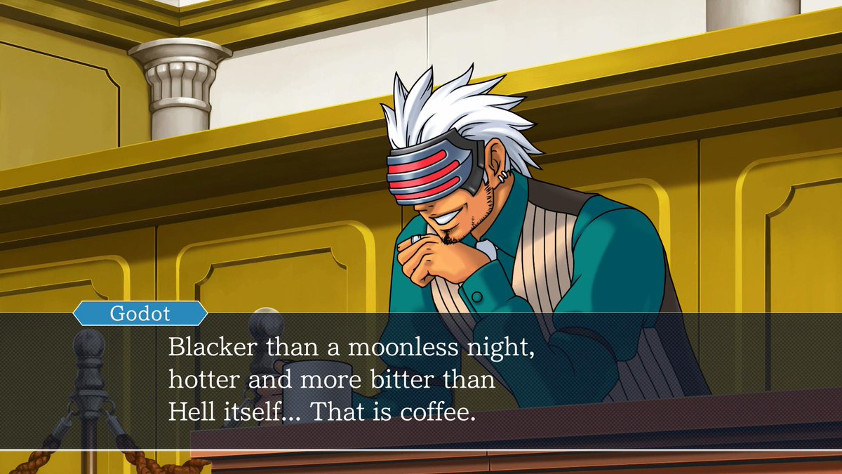 Everybody needs a little #MondayMotivation. For Godot, it&#39;s that first... or fifth... cup of coffee in the mornings.  What do you start off the day with? <br>http://pic.twitter.com/IqCFfi9OBj