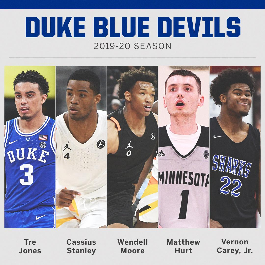 Cassius Stanley's commitment adds to an already stacked Duke roster 👀
