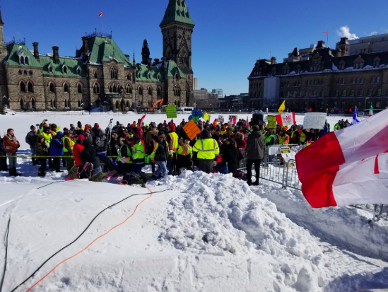 Of all the things I thought should have been a bigger story, for a while the prime news story across our great nation was the  #UnitedWeRoll convoy. Judge for yourself whether that story deserved the weeks of breathless attention across the spectrum of Canadian media as it did /29