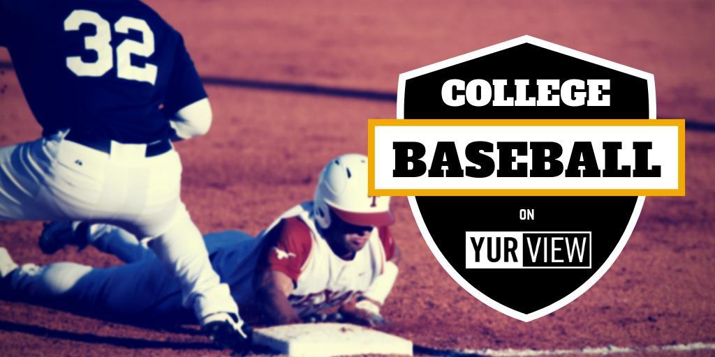Tune in tomorrow for #Sooners baseball: ⚾ @OU_Baseball 🆚 @GoShockersBSB  📆 Tuesday, Apr. 23rd ⏰ 6:00pm CT 📺 YurOK Extra (Cox Ch. 93) 💻 Live Stream: http://bit.ly/2ZqUsmg