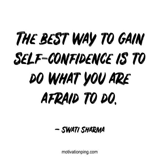 Ask yourself this: How is my self confidence?    #confidence  #glowup  #Faith  #mondaymotivational