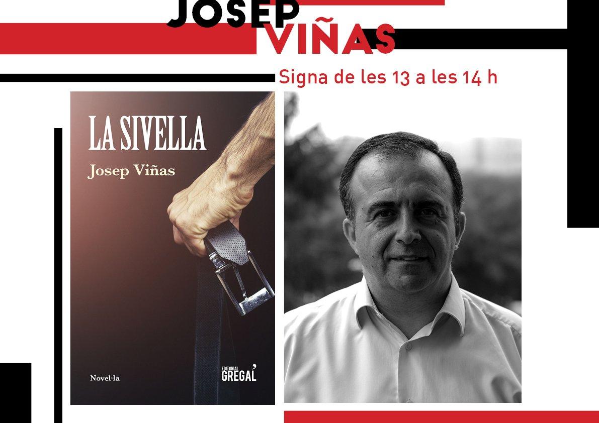 Demà signaré  @LaSivella a BCN (Psg. Gràcia, 32) @OriolAmoros @laurajuanola de 13 a 14 h. @editorialgregal i a Girona (Parades de la Rambla) @acostavidal @marcxifravila @josep_vidal de 18 a 19 h. @LLIBRERIAGELISL i de 19 a 20 h. a @LLIBRERIA22