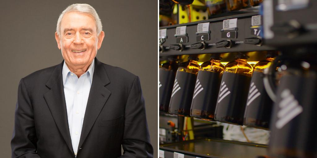 Were thrilled to welcome @DanRather to #HotDocs19! As Executive Producer of HUMAN NATURE, hell join us on April 27 for a post-screening discussion with Adam Bolt & Jennifer Doudna at #BigIdeas (presented by Scotia Wealth Management) hosted by @ziyatong: ow.ly/Gt8C30ovkmo