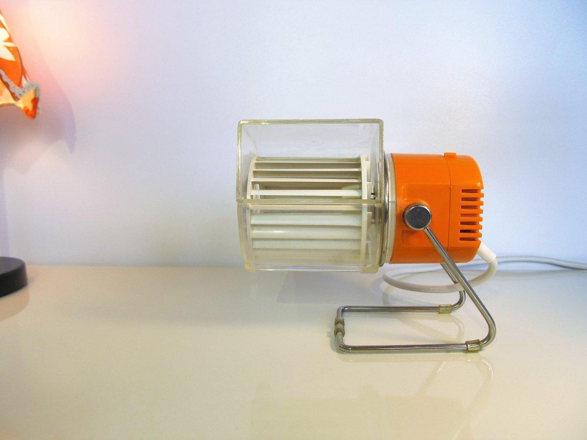 Vintage Retro Electric KALORIK Desk Fan Ventilator Space Age Design Orange and White Color Type 5830 from the 70's https://www.etsy.com/LaLanterne/listing/522425430/vintage-retro-electric-kalorik-desk-fan?utm_source=around.io&utm_medium=twitter&utm_campaign=around.io… #holiday #travel