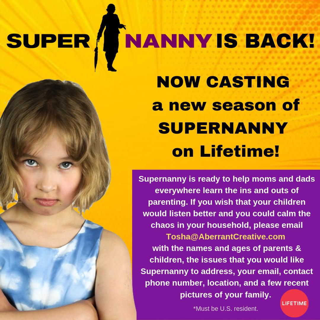 Supernanny - Twitter Search