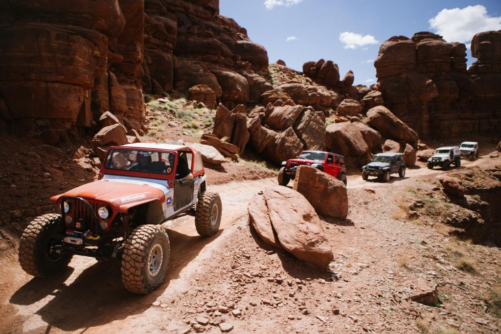 Another year, another successful Easter Jeep Safari. Thank you to everyone who came out to Moab last week to celebrate off-roading in the best way we know how: slick rock, sticky rubber, and fantastic people. Let's do it again next year! #BuiltOnBFG #EasterJeepSafari #EJS2019<br>http://pic.twitter.com/ExFWxoekb8