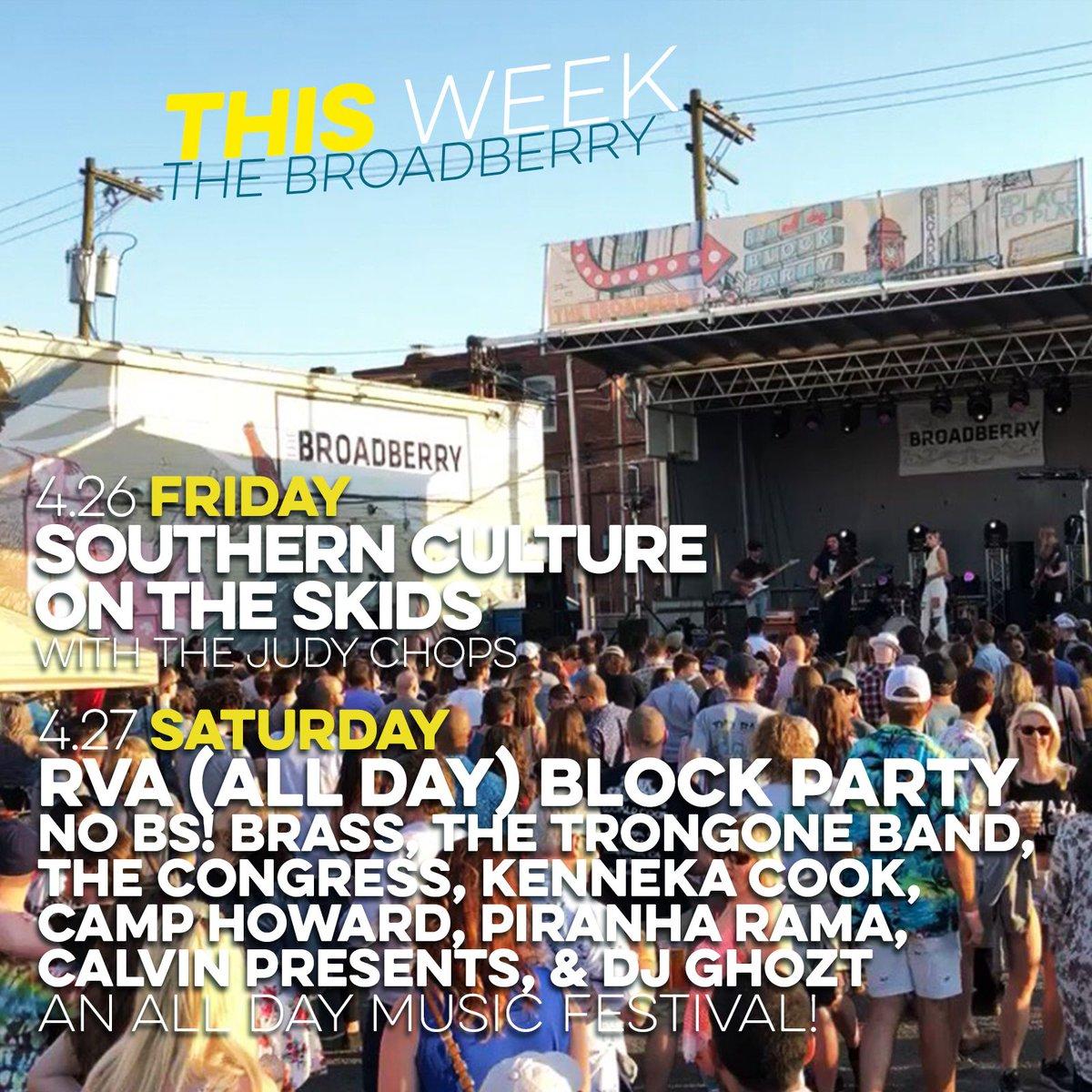 The Broadberry's photo on #MusicMonday