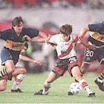 Image for the Tweet beginning: 1997. Juan Román #Riquelme (20)