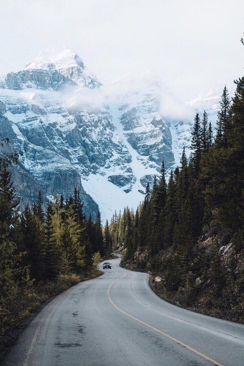 Banff National Park | ( by Marcel ) Follow me:... | https://the-wanderlust.info/post/184374738838… #photography #travel #wanderlust #nature #photo #travelling #landscape