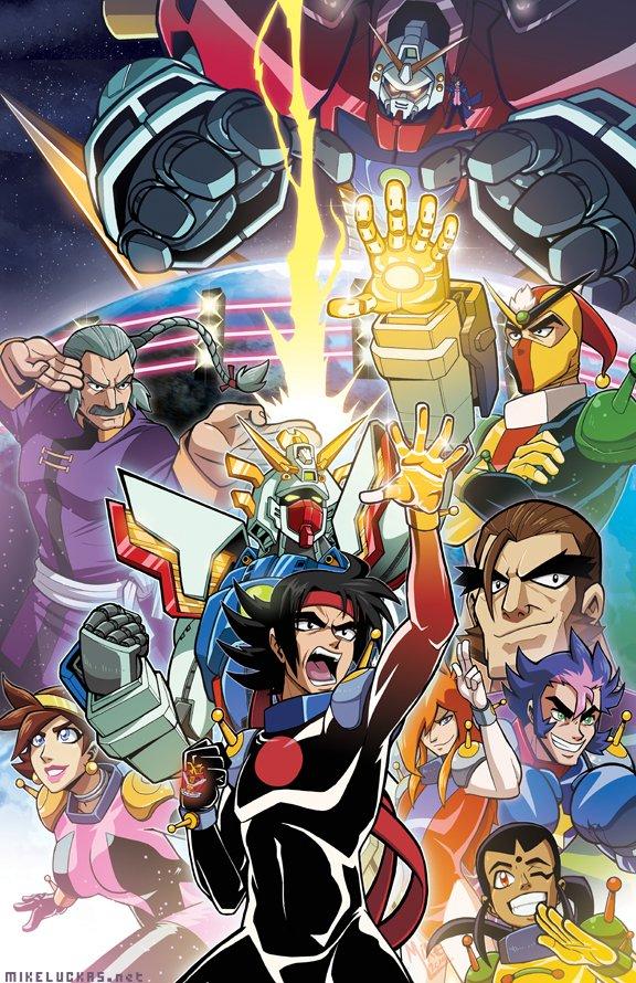 I hear it&#39;s the 25th anniversary of G Gundam! I love this show so much. #gundam #anime <br>http://pic.twitter.com/7f21ttSXOZ