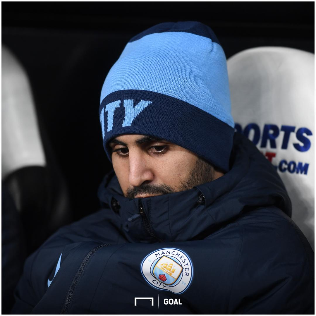 Riyad Mahrez has threatened to quit Man City after a lack of playing time this season, per the Daily Mail. ✍️  Thoughts? 🤔