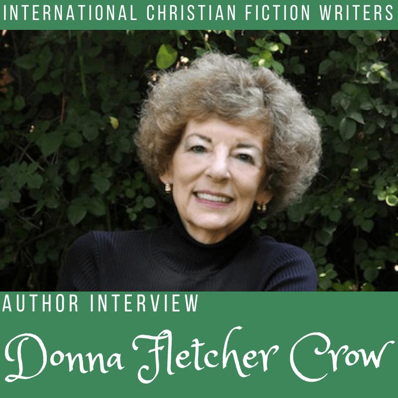 Donna Fletcher Crowe @DonnaFletcherCr is sharing at International Christian Fiction Writers on Author Interview | Introducing Donna Fletcher Crow #ICYMI #WritersLife https://buff.ly/2VdHnxl