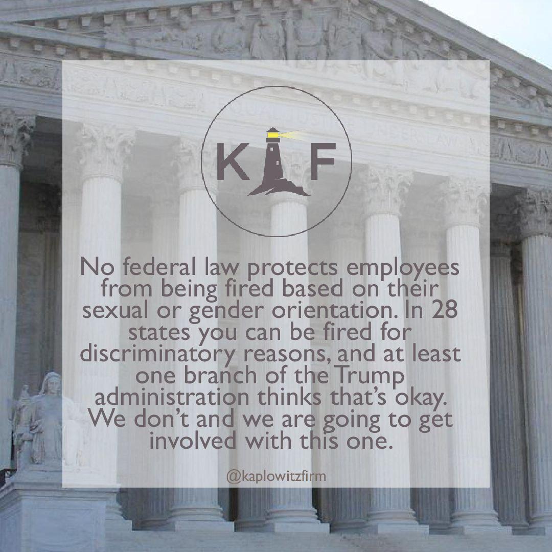 BREAKING: SCOTUS to Hear Three Major LGBTQ Civil Rights Cases  . By @viethoaitran . @HRC @humanrightscampaign . https://www.hrc.org/blog/breaking-supreme-court-to-hear-three-major-lgbtq-civil-rights-cases… . . . . . #FriendoftheFirm #FOTF #LGBTQ #LGBT #laborlaw #employmentlaw #workforce #humancapital #HR #humanresources #supremecourt #viettran