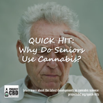 Summary: Age is pain. Which is why, report Illinois researchers, so many older people are turning to cannabis. Respondents also called for more education on dosage and effects. Learn more >> https://t.co/k6wqtRDp2T #cbd #cannabis #cannabisnews #cannabisresearch #cannabidiol