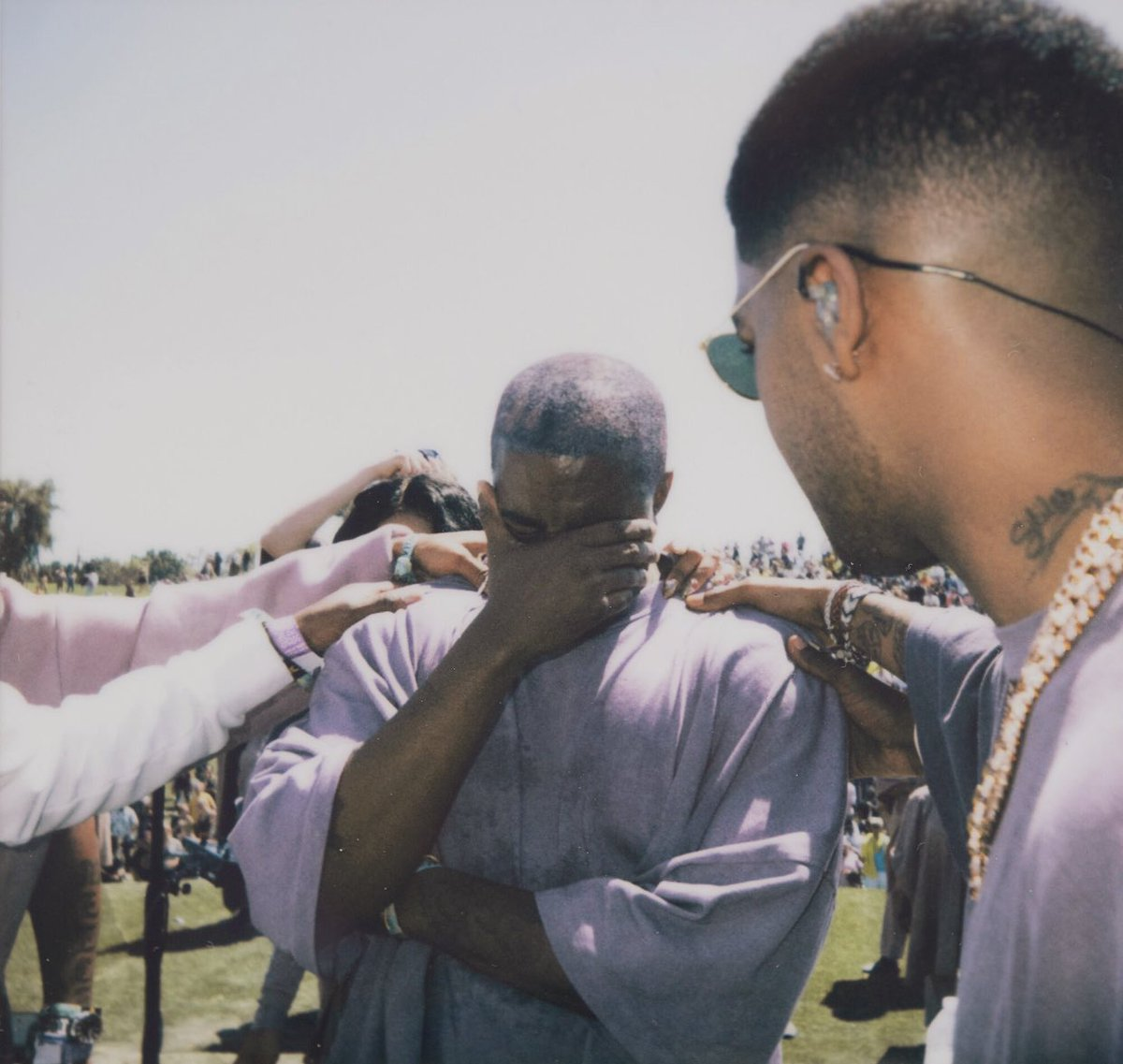 Artists. Best friends. Brothers. Family.  @kanyewest / @kidcudi<br>http://pic.twitter.com/N3xLC6Qvg2