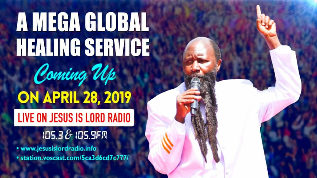 We may not be able to pronounce the big medical conditions. However this Sunday Bring them to JESUS, the #MegaHealingAnointing  will wipe them all. There is a Name above all names The Name of Jesus Christ, the sender of most awaited in the history of the Word Prophet Dr Owuor <br>http://pic.twitter.com/KGUw15EkM5