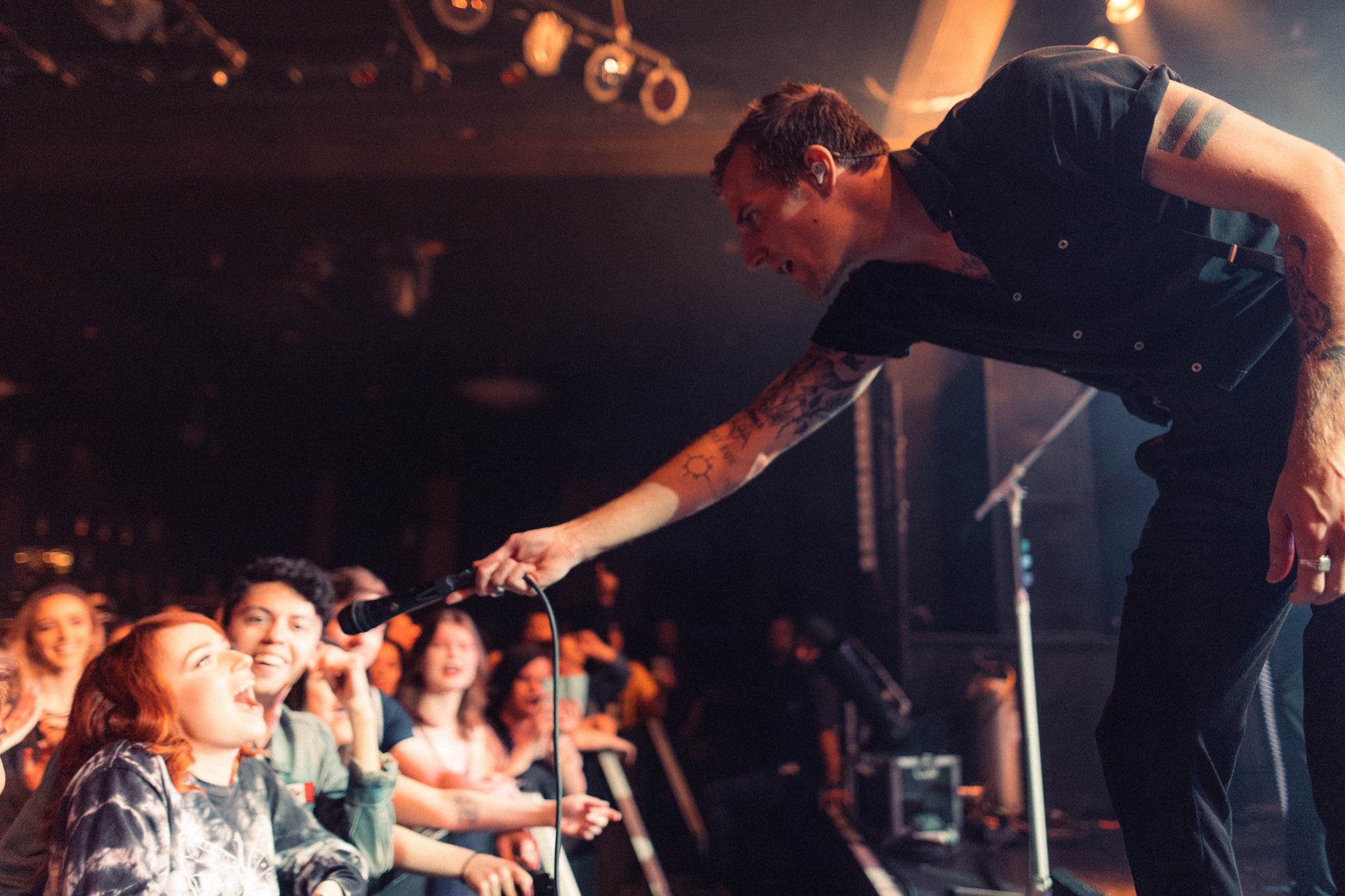 """The Maine - """"Slip The Noose"""" Performance & Interview - SOUND"""