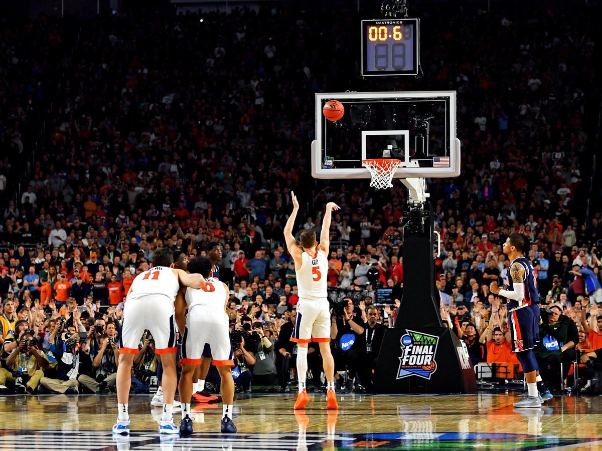 Kyle Guy. Kid from Indianapolis. National Champion. UVA Legend. No words can describe what #5 has meant to Charlottesville and @UVAMensHoops. We wish you nothing but the best of luck, @kylejguy5! Once a Wahoo, always a Wahoo.<br>http://pic.twitter.com/Zkvo6gC0f7