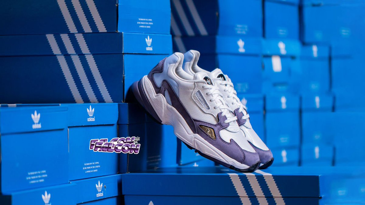 0ffda926b the adidas originals falcon captures the carefree rebellious spirit of the  1990s these shoes offer a