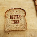 Image for the Tweet beginning: Going gluten-free just because? Here's