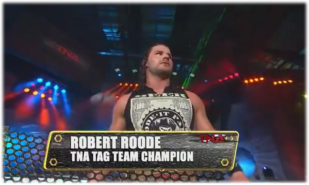 Robert Roode was literally his name for at least half of his TNA run. The internet are acting like WWE have given him the Viking Experience treatment 😅 Perfect time for a refresh of his character anyway