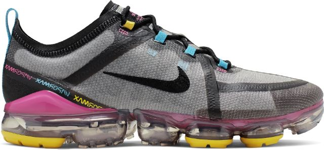 a844442e2f2 designed for running but adopted by the street the nike air vapormax 2019  features the lightest