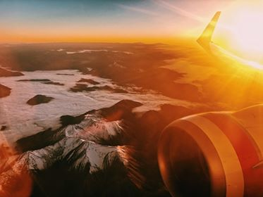 Oh New Zealand, you really do have some amazing scenery! 📸B Cullen #NewZealand #SouthIsland #WindowSeat