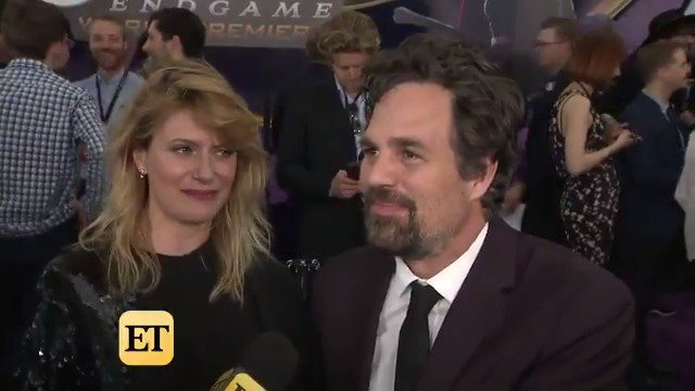 Mark Ruffalo just found out that Brie Larson was also in '13 Going On 30' - Entertainment